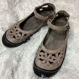 Jambu Wildflower sandals  size 7